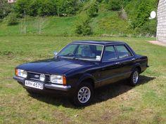 MK4 Ford Cortina.