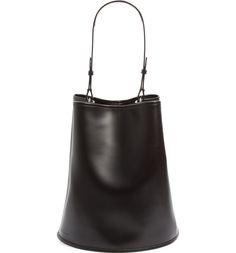 Creatures of Comfort Large Calfskin Leather Bucket Bag  5758b1bc6cf75