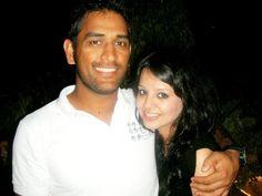 Better together!  #Makshi  #WeLoveMSD #MSDfans