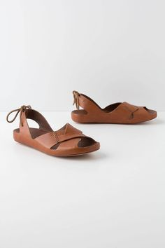 Enveloping Sandals - Anthropologie.com