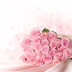 Bridal Bouquet Premium Poster