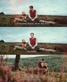 Christopher Robin and Winnie :) the best friends Disney Pixar Movies, Disney Memes, Disney Quotes, Christopher Robin Quotes, Disney Christopher Robin, Winne The Pooh, Winnie The Pooh Quotes, Scott Pilgrim, Mean Girls