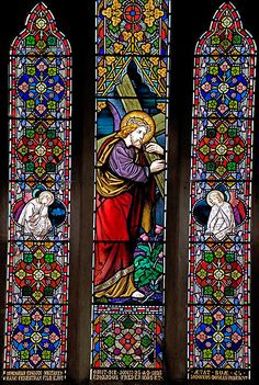 Stained Glass Window 0018 by mike1242