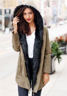 d19b6429fad6 19 Best Fall Faux Fur Fashion images in 2018 | Fabulous furs, Fur ...