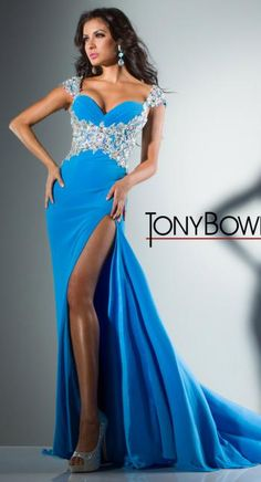 Tony Bowls Collection Dress 113C54 | Terry Costa Dallas Prom 2014 #TonyBowls @Terry Costa