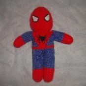 Spiderman - via @Craftsy