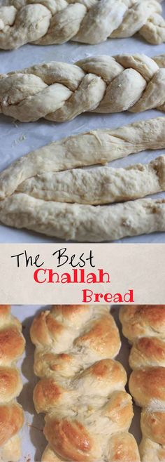 """Homemade Challah bread recipe that's so delicious it will disappear in minutes. Everybody asks for this family """"secret"""" recipe!"""