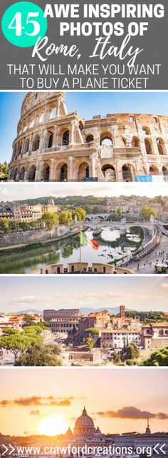 Rome | Rome Photos | Rome Photography | Rome Photo Essay | Italy Photos | Italy Photography | Italy Photo Essays | Travel Photography | Italy Travel Photos | Rome Travel Photos | Inspirational Travel Photos | Italy Inspiration