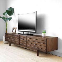 総無垢・オール無垢材を使用したTVボード Living Room Modern, Living Room Sofa, Home And Living, Industrial Design Furniture, Furniture Design, Tv Wall Decor, Tv Unit Design, Tv Furniture, Mid Century Furniture