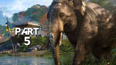 Far Cry 4 Walkthrough Gameplay Part 5 - Elephants - Campaign Mission 5 (...