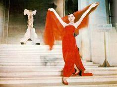 Audrey Hepburn as Jo Stockton | Funny Face (1957)