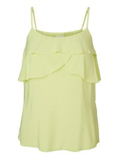 Summer top from VERO MODA. We love this nice shade of yellow.