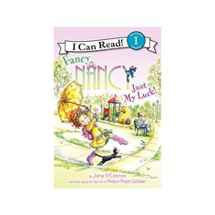 Fancy Nancy: Just My Luck (Hardcover) (Jane O'Connor)