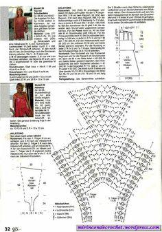 Remerita suelta…. | Mi Rincon de Crochet