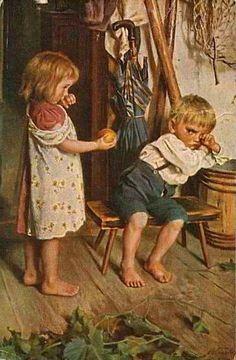 Be Good-Marie (Mizzi) Wunsch (1862 – 1898, German)
