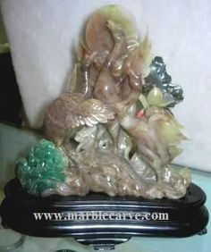 Jade Carvings