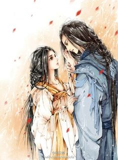 The lord of Eladal and his sister
