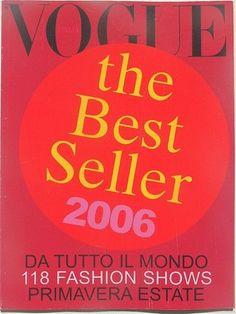 Vogue Italia Dossier Sfilate Primavera Estate 2006