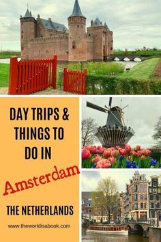 5 Unique Day Trips and Things to do in Amsterdam With Kids, TRAVEL, 5 Day Trips and Things to do in Amsterdam, The Netherlands Amsterdam With Kids, Day Trips From Amsterdam, Amsterdam Things To Do In, Visit Amsterdam, Amsterdam Travel, European Vacation, European Destination, European Travel, Outfits Winter
