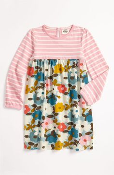 Mini Boden 'Hotchpotch' Dress (Toddler, Little Girls & Big Girls) available at #Nordstrom