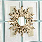 Suzanne Kasler Wall Mirror