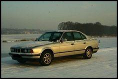 !**BMW E34 TD**! ORYGINAŁ ! ! !