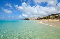 Playa Matorral in Morro Jable