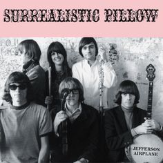 Jefferson Airplane – Psychedelic rock, classic rock, 60s.