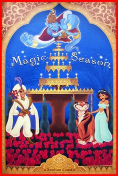 #attraction_poster #TOKYO_DISNEY_SEA 東京ディズニーリゾート ポスター