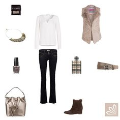 Casual Outfit: Weste & Tunika. Mehr zum Outfit unter: http://www.3compliments.de/outfit-2015-10-02-h