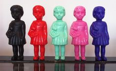 Poupee Clonette Dolls Colonial, African Dolls, Plastic Doll, New Life, Recycling, Presents, Toys, Children, Inspiration