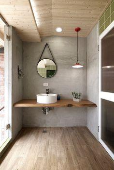 interesting ref. for restroom wash... but no bowl
