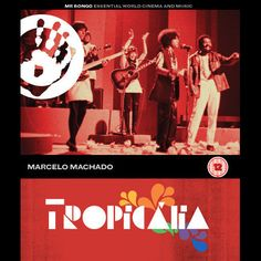 Marcelo Machado - Tropicalia (2012) ::      £8.99 ::     COMING SOON ON BLURAY AND DVD Long before the so-called global village came into existence, and the Internet made it easy to spread your name around the world, Brazil was already global. It is a country which is culturally cannibalistic by nature, in which the new and the old, the...
