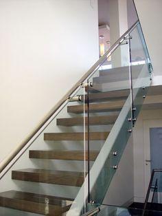 Beautiful engineered stairs