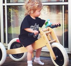 rippin' it up as a wee ride captain, we reckon Jo's Sophia has some epic style going on, no bull! Born To Be Wild, Baby Strollers, Bike, Children, Style, Bicycle Kick, Bicycle, Boys, Kids