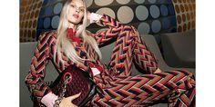 Fashion Editorial: Graphic Impact  - HarpersBAZAAR.com