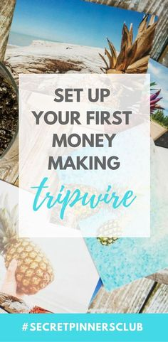 Learn how to set up a money making tripwire and start getting a passive income. In this post I reveal how I am able to make money from a free email course...