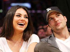 Mila Kunis and Ashton Kutcher Welcome Baby Girl!