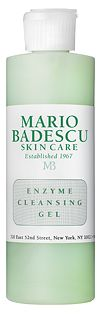 Enzyme Cleansing Gel from Mario Badescu Skin Care via mariobadescu.com