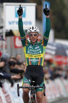 King of Cyclocross, Sven Nys.