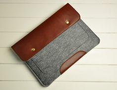 Felt ipad Air case , iPad Air sleeve , iPadair case , air case ,iPad sleeve , ipad cover , ipad mini case ,ipad mini sleeve --617HZ by feltk on Etsy https://www.etsy.com/listing/184036444/felt-ipad-air-case-ipad-air-sleeve