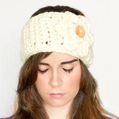 The Best Crochet Ear Warmer