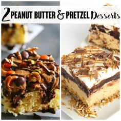 Need a dessert that will feed a crowd? This rich chocolate peanut butter layer dessert will do the trick. The sweet and salty pretzel crust is amazing! Peanut Butter Squares, Peanut Butter Pretzel, Peanut Butter Desserts, Peanut Butter Cheesecake, Cheesecake Desserts, Pie Dessert, Chocolate Peanut Butter, Dessert Recipes, Chocolate Pudding