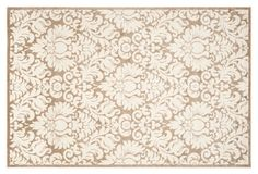 Vanesia Outdoor Rug, Wheat