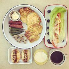 gooooood morning n afternoon saturday :-))) #EGGPOTATOPATTIES #brunch #morning #goodafternoon #top_food_of_instagram #yummy  #goodfood #instafood #onthetable  #homemade #foodie