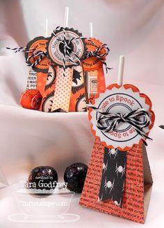Lollipop Treat Die-namics and Stamp Set - Tara Godfrey