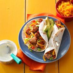 """Mexican Carnitas Recipe -Ever hear of """"carnitas""""? They're easy-to-make pork crisps that are very popular in Mexico.     The secret to this recipe is the citrus and quick frying. Be sure the meat is well drained before it's place in oil, though, or it will splatter and pop.    My husband works at a timber mill. Logging is an important industry here in the mountainous northeast part of our state, and there are also numerous wheat and grass seed farms. In addition to cooking and canning, I…"""