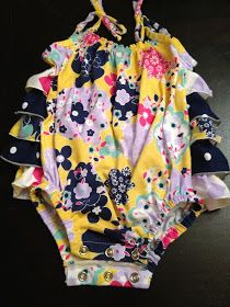 Girl Charlee Fabrics: Tutorial Tuesday: Summer Time Romp & Play by Julia Faye