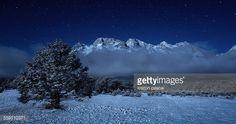 Stock Photo : yulong mountain , Yunnan , China . .