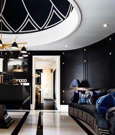 """200 Russell Hill | Lori Morris Design | "" "" .: Luxury Prorsum :. (luxuryprorsum.tumblr.com http://luxuryprorsum.tumblr.com/"